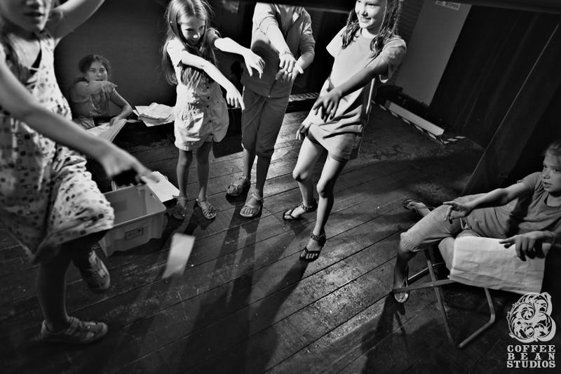 Adam Rogala, Coffee bean studios, coffeebeanstudios.pl, lato w teatrze, teatr arkadia, reportaż z kolonii, półkolonie, Białystok